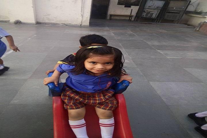 Bhagwanti Education Centre-Kids Play Area