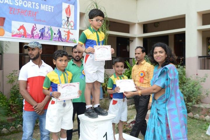Sardar Patel Public School-Prize Distribution