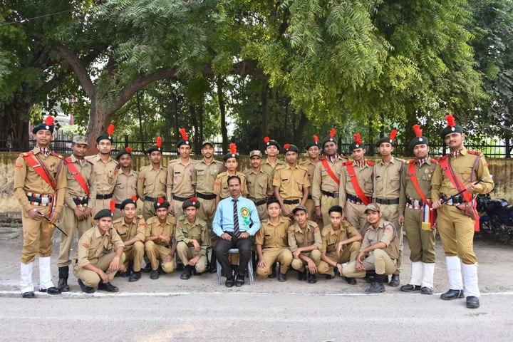 Sardar Patel Public School-Scouts & Guide