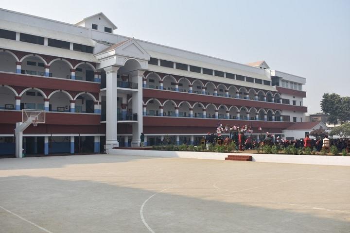 Casterbridge School-Campus