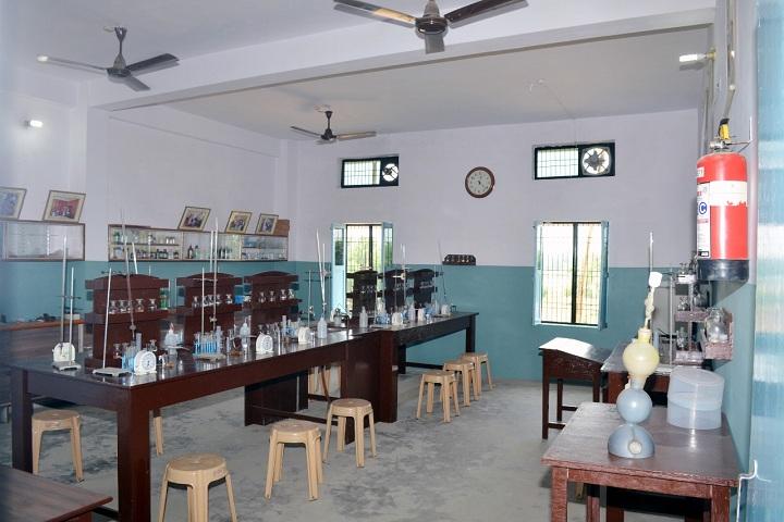 Casterbridge School-Chemistry Lab
