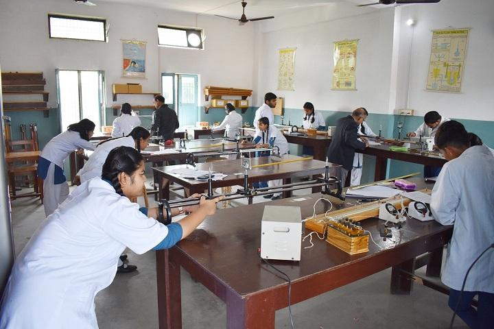 Casterbridge School-Physics Lab