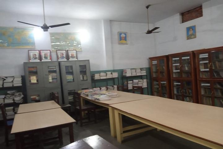 Casterbridge School-Library
