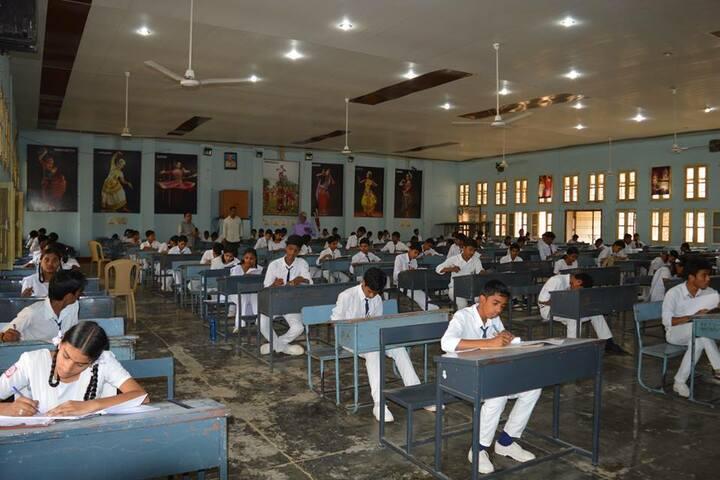 Jawahar Navodaya Vidyalaya-Commencement Of Exam