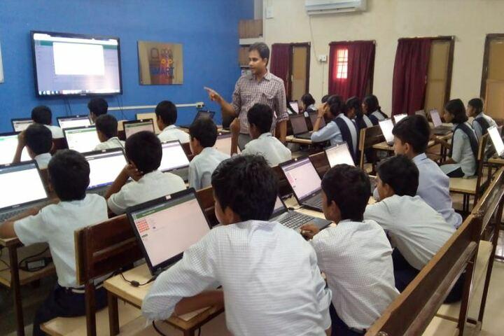 Jawahar Navodaya Vidyalaya-Computer Classes