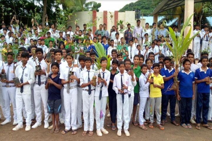 Jawahar Navodaya Vidyalaya-Environmental Day
