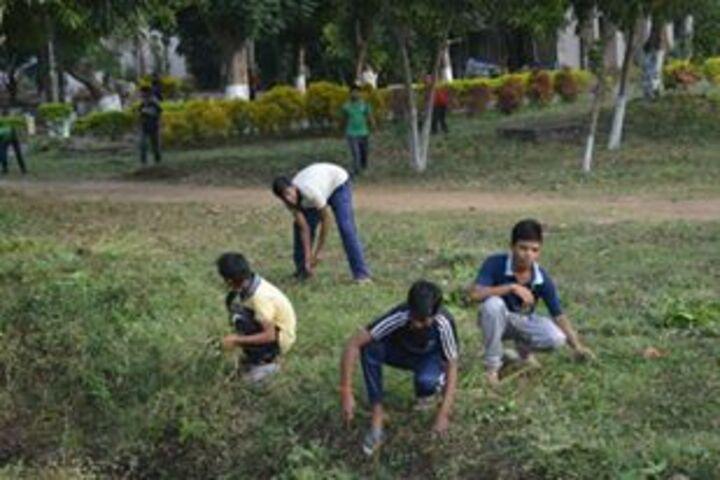 Jawahar Navodaya Vidyalaya-Go Green Campus