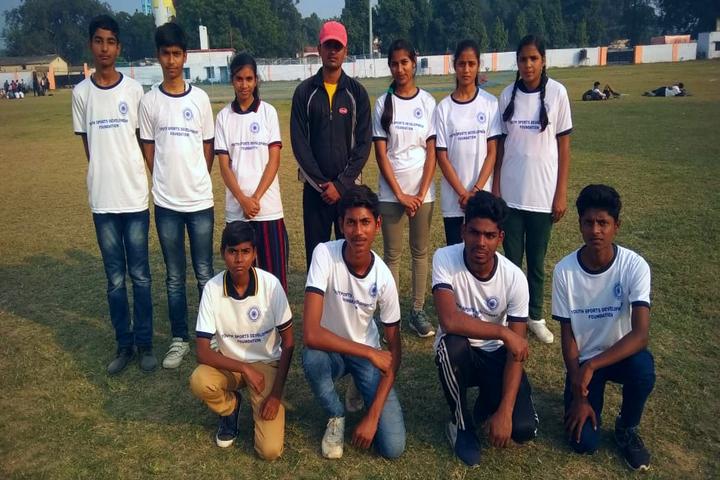 K C Convent Co Ed School-Sports Activity