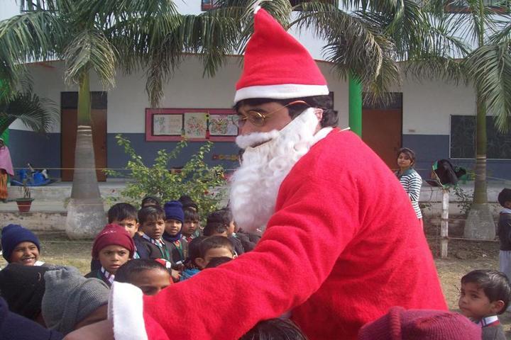 Greenfield Academy-Christmas Celebrations