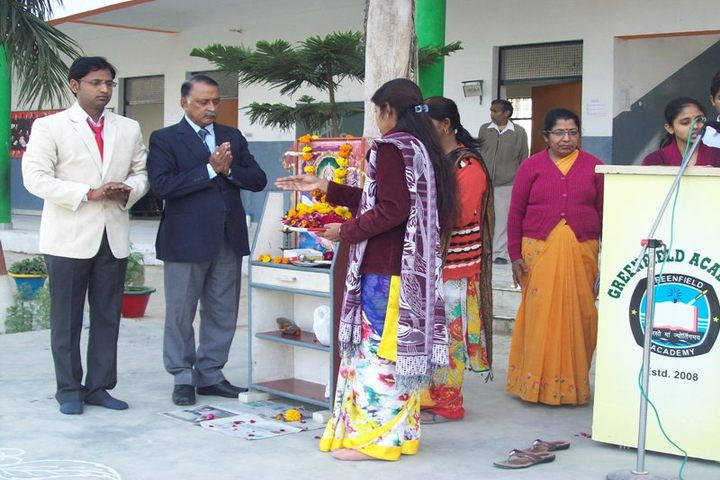 Greenfield Academy-Event Inaguration