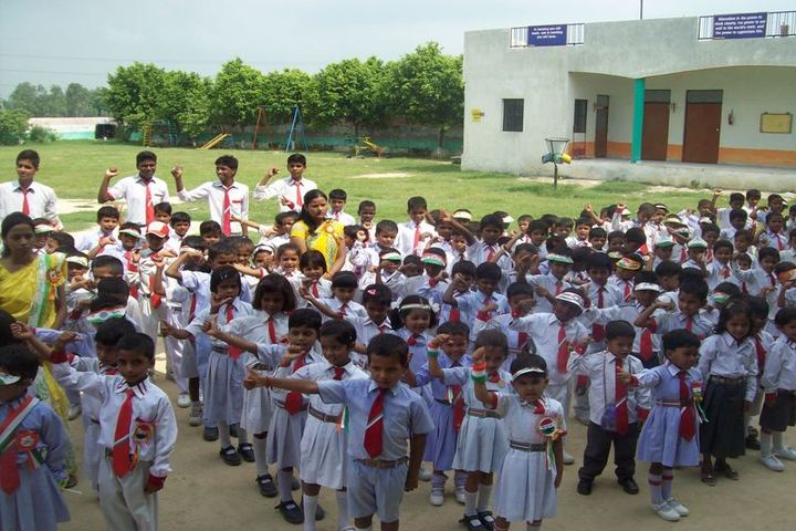 Greenfield Academy-Independence Day Celebrations