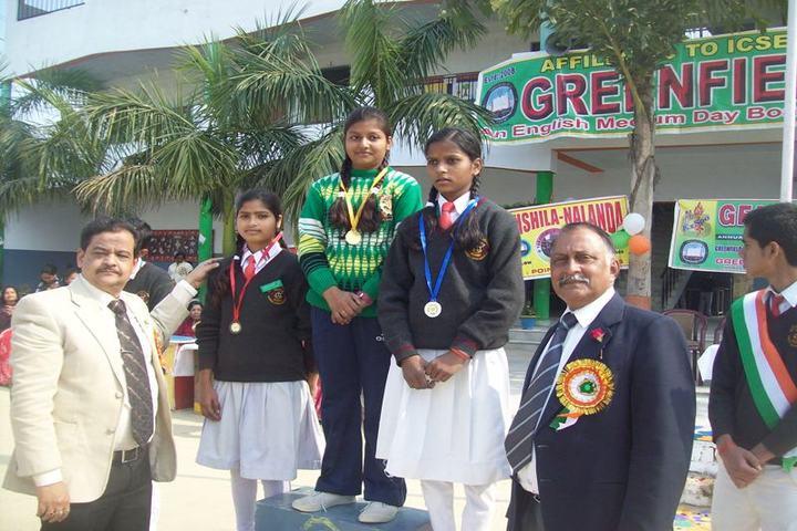 Greenfield Academy-Winners