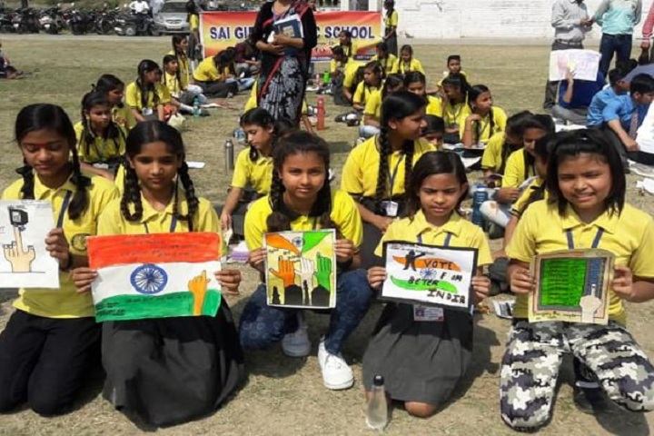 Sai Girls Public School-Drawing Competition
