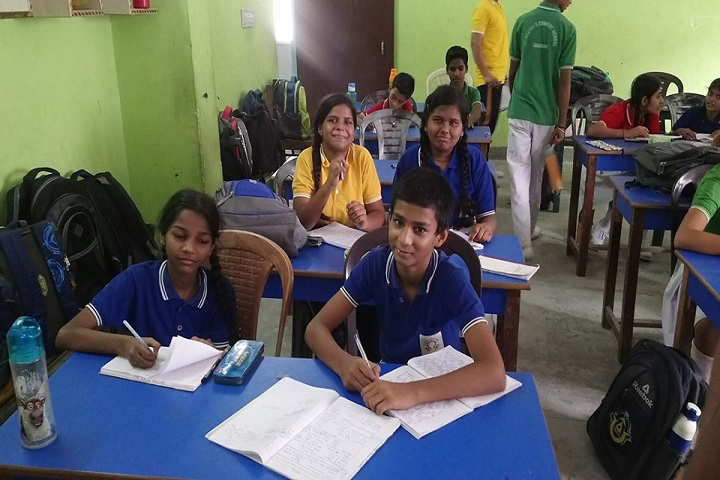 St XavierS Convent School-Classroom