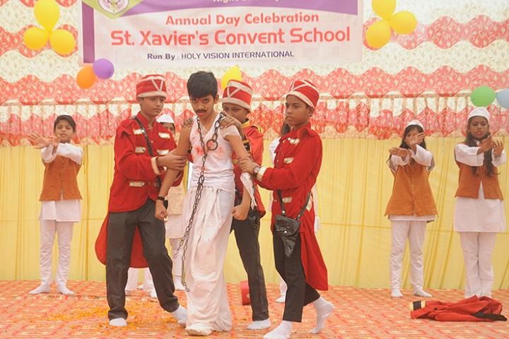 St XavierS Convent School-Drama