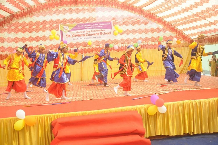 St XavierS Convent School-Annual Day