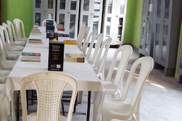 St XavierS Convent School-Library