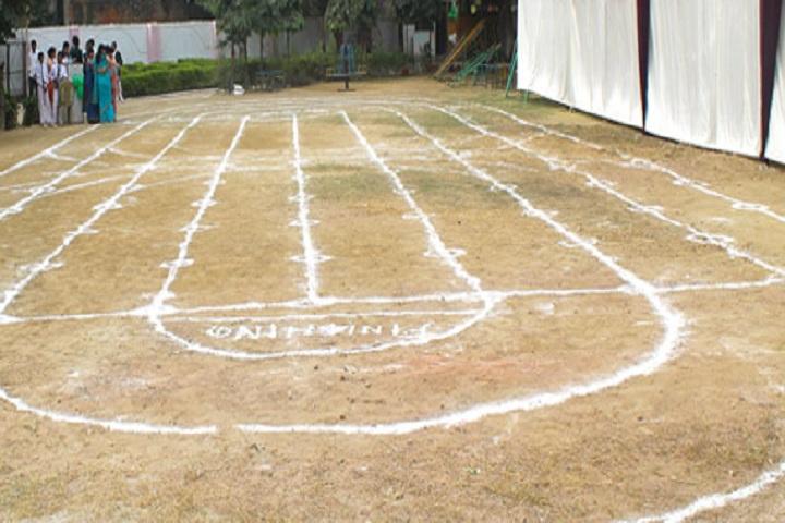 St XavierS Convent School-Playground