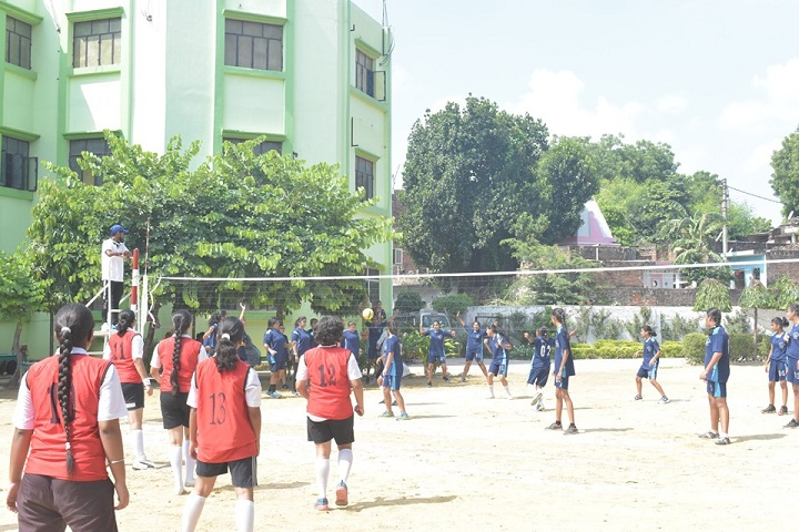 St XavierS Convent School-Volley Ball Court