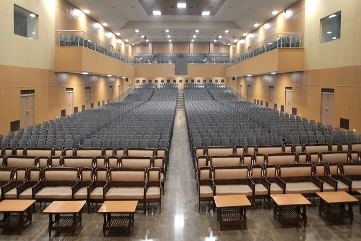 City Montessori School-Auditorium