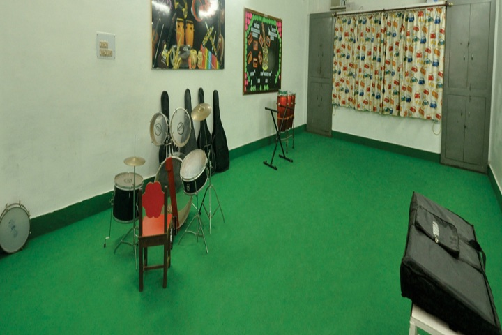 City Montessori School-Others Music Room