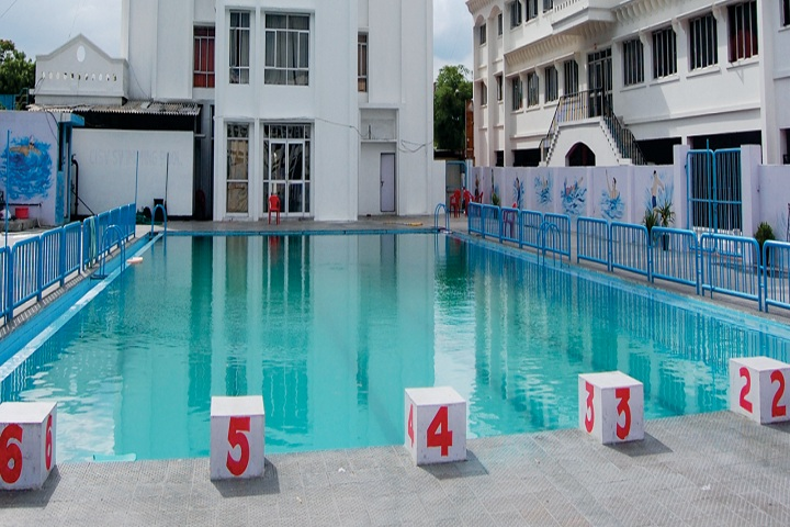 City Montessori School-Swimming Pool