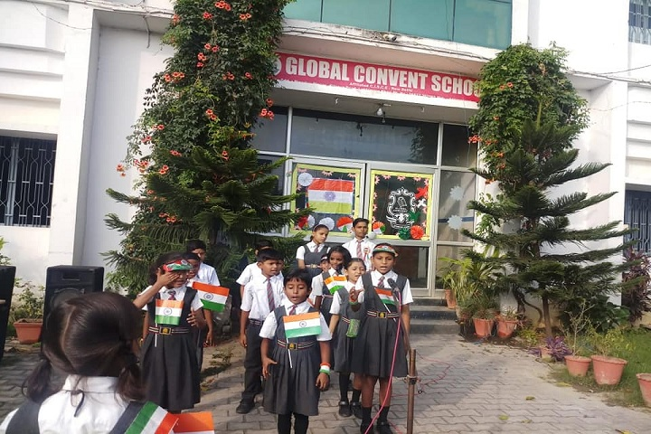 Global Convent School-Republic Day Celebrations