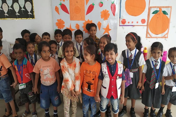 Global Convent School-Orange Day Celebrations