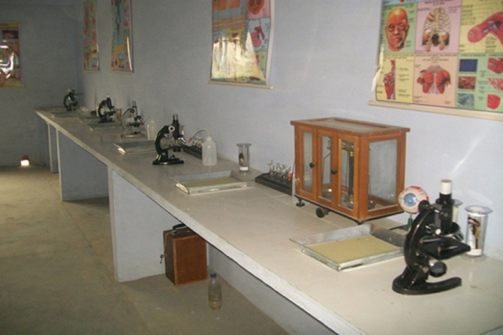 Global Convent School-Biology Lab