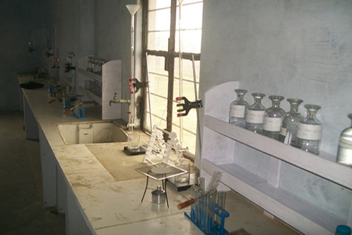 Global Convent School-Chemistry Lab