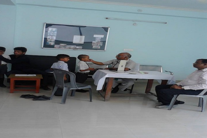 Global Convent School-Medical Check Up