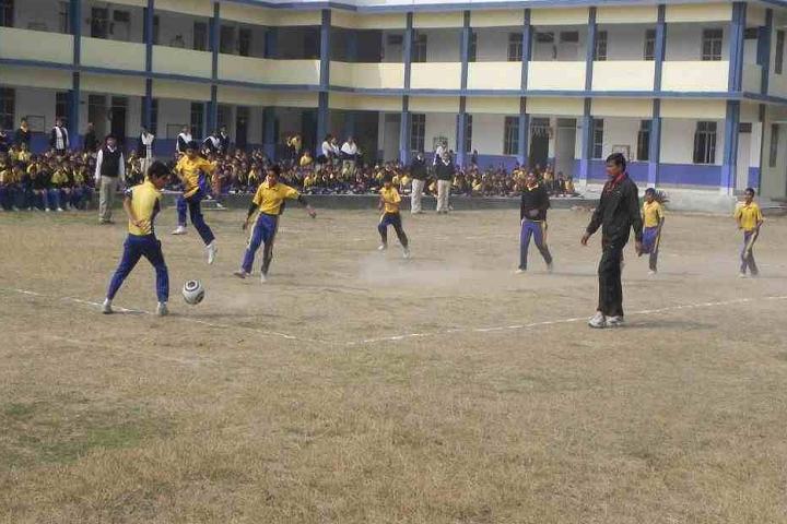 Sacred Heart School-Foot Ball