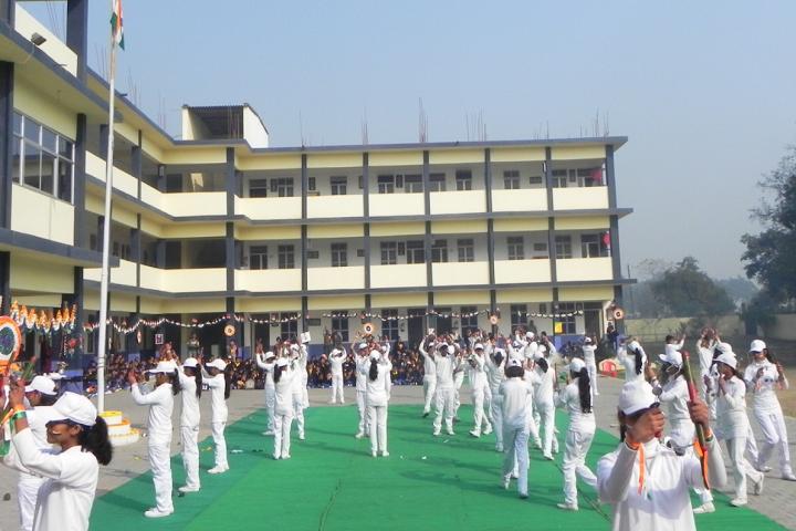 Sacred Heart School-Republic Day Celebration