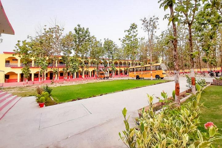 Starwards Public School-Campus