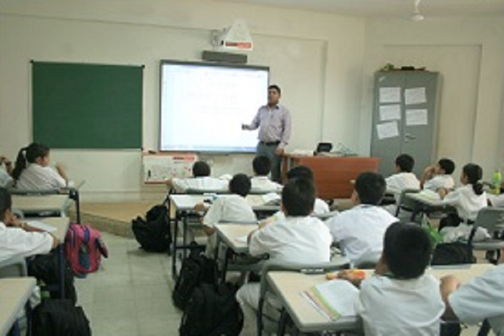 Starwards Public School-Smart Class Room