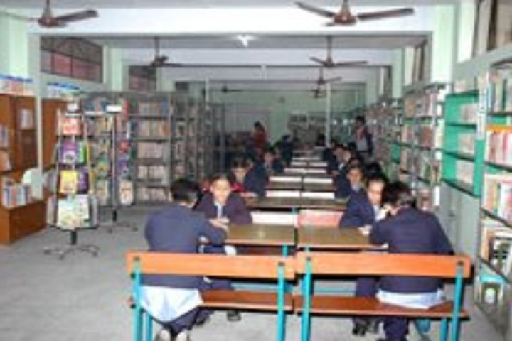 Starwards Public School-Library