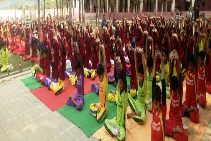 Starwards Public School-Yoga