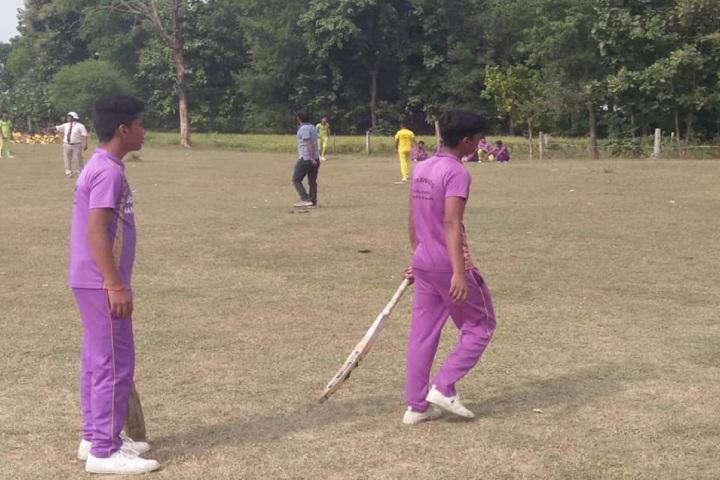 Starwards Public School-Cricket