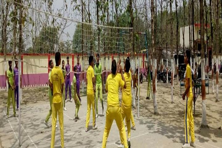 Starwards Public School-Volley Ball Court