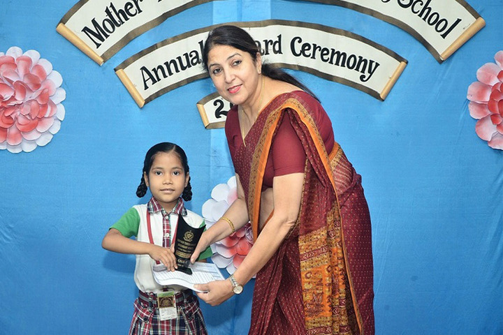 Mother Teresa Higher Secondary School-Annual Day Vermony