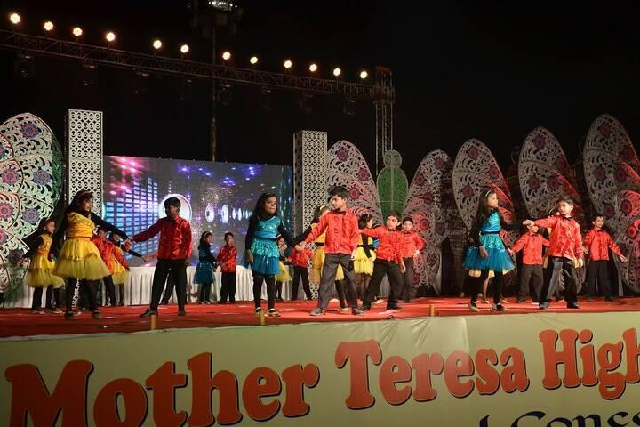 Mother Teresa Higher Secondary School-Dance