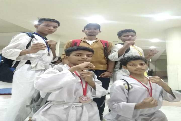 Mother Teresa Higher Secondary School-Karate
