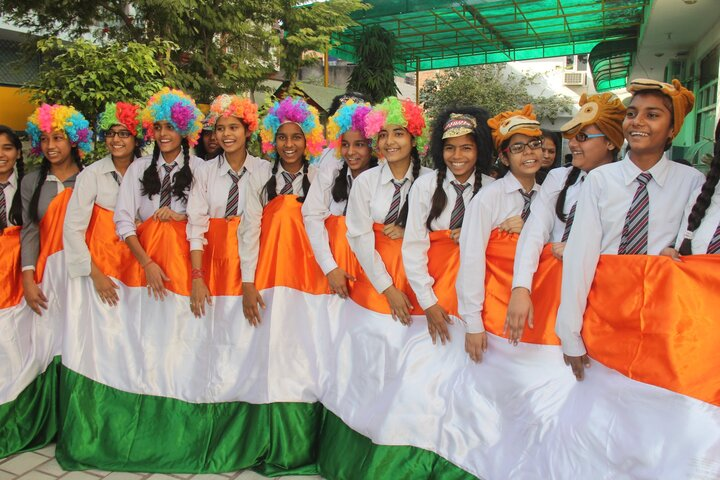 Mother Teresa Higher Secondary School-Independence Day Celebrations