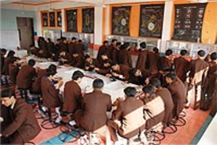 Karam Devi Memorial Academy World-Biology Lab