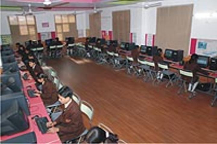 Karam Devi Memorial Academy World-Computer Lab