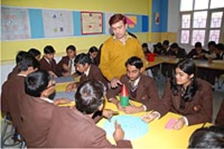 Karam Devi Memorial Academy World-Maths Lab