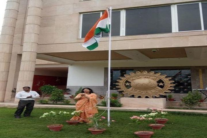Karam Devi Memorial Academy World-Republic Day Celebrations