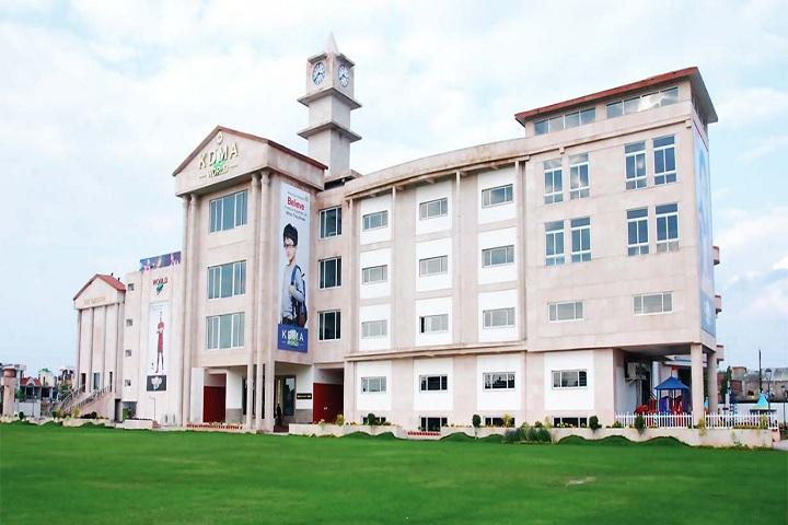 Karam Devi Memorial Academy World-Campus