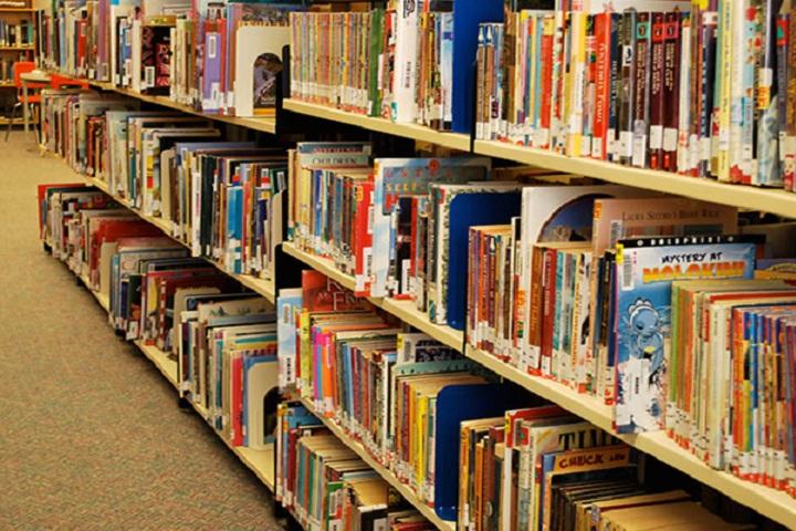 Karam Devi Memorial Academy World-Library