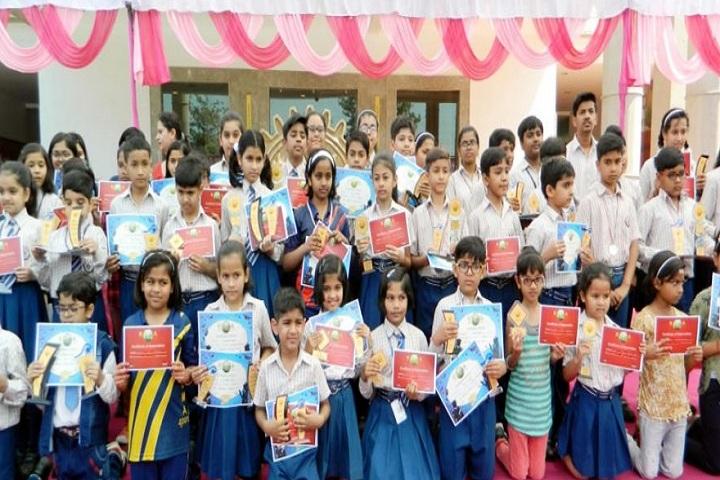 Karam Devi Memorial Academy World-Prize Distribution
